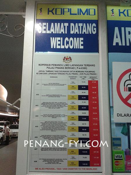 Penang-Airport-Taxi